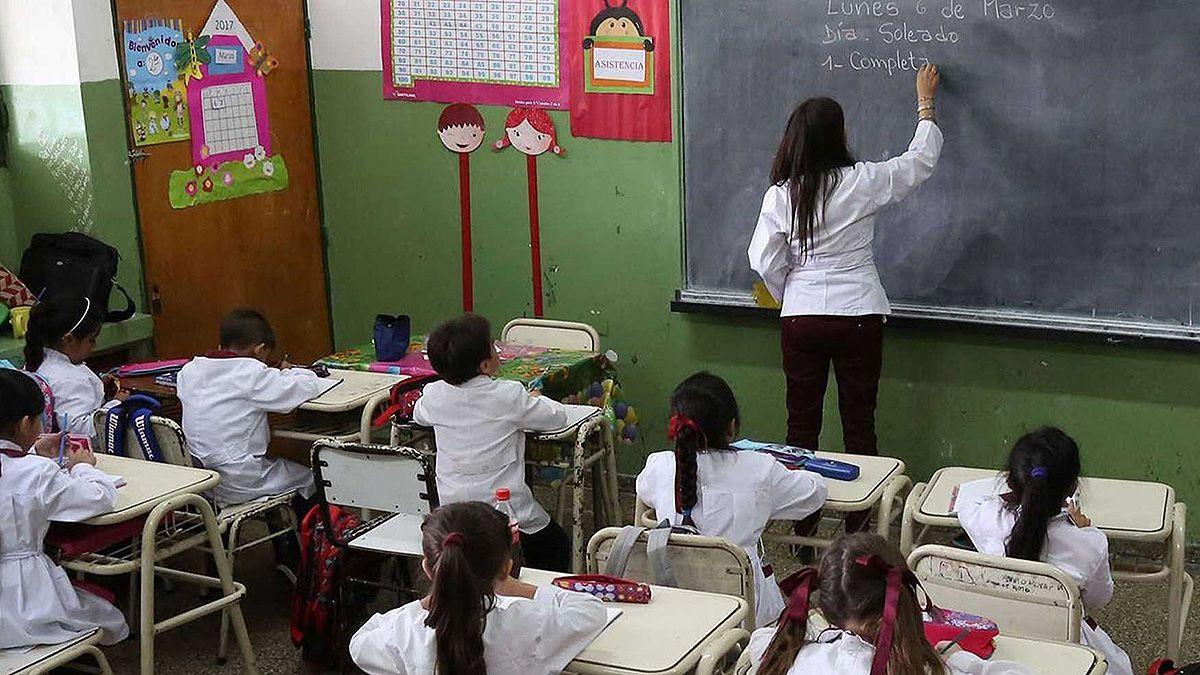 La decisión de dar o no clases dependerá de cada escuela en Santa Fe.
