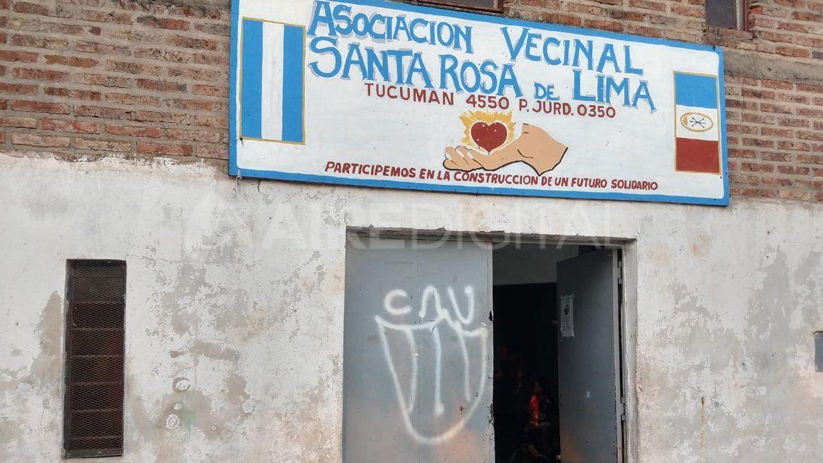 Santa Rosa de Lima: el comedor se organiza para asistir a los más necesitados en la pandemia