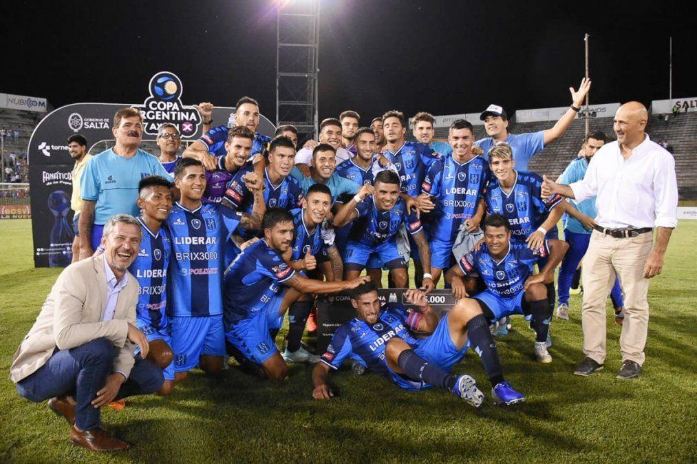 Copa Argentina: San Telmo venció a Central Córdoba