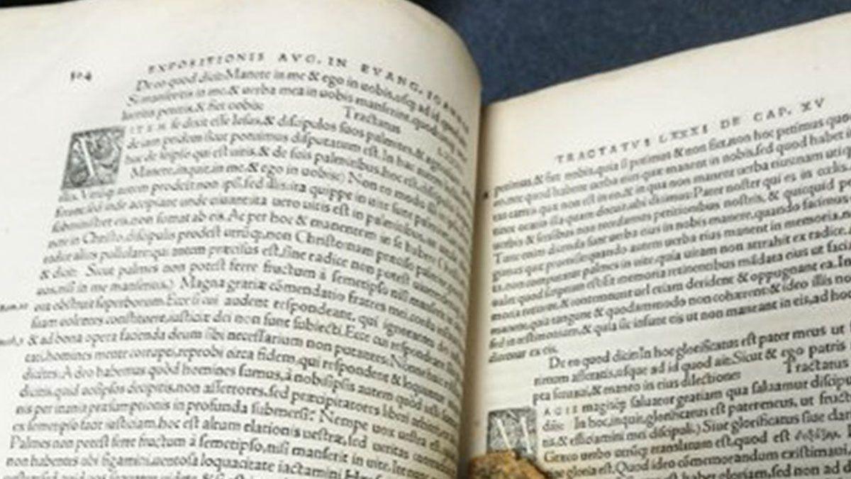 Abrieron un manuscrito del siglo XVI y hallaron algo insólito