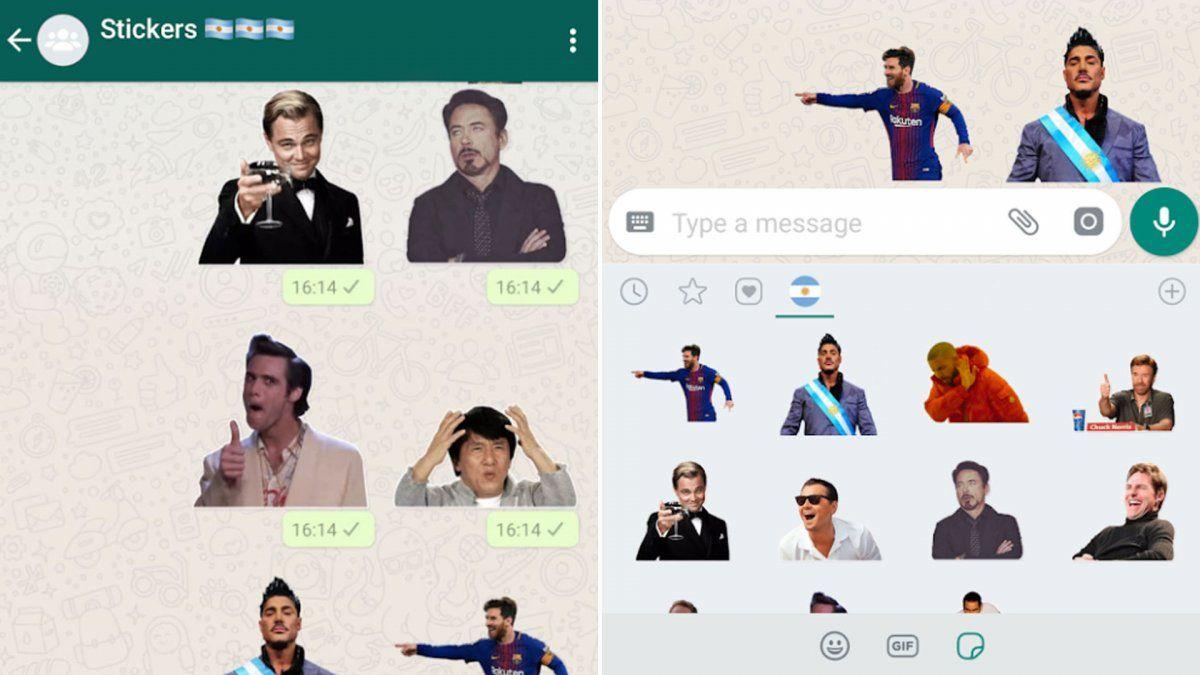 ¿Cómo hacer stickers de Whatsapp?