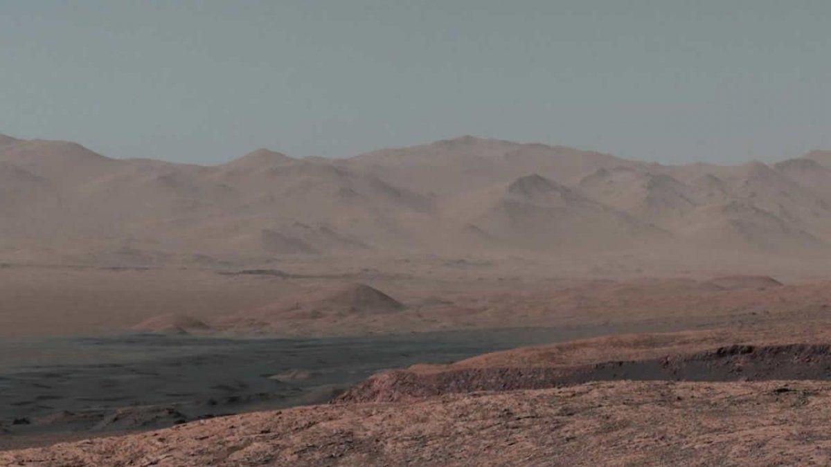 La NASA comparte una sensacional panorámica interactiva de Marte
