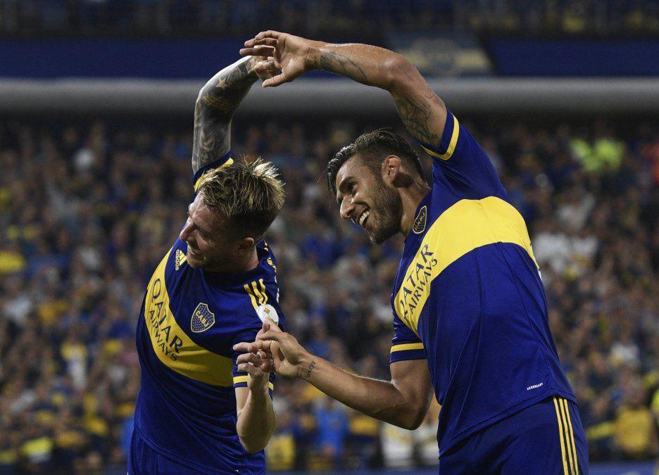 Boca Juniors se impuso con contundente 3-0 ante Medellín — Libertadores