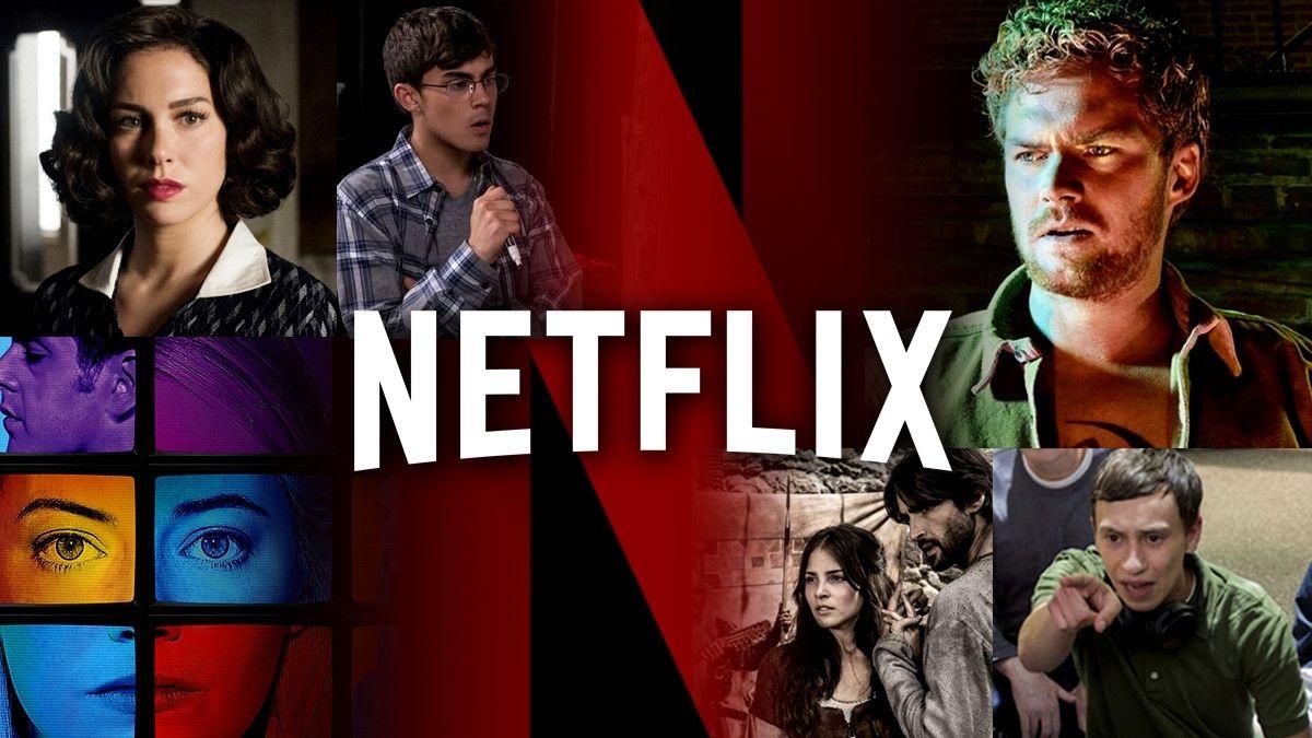 15 series de Netflix para maratonear esta cuarentena