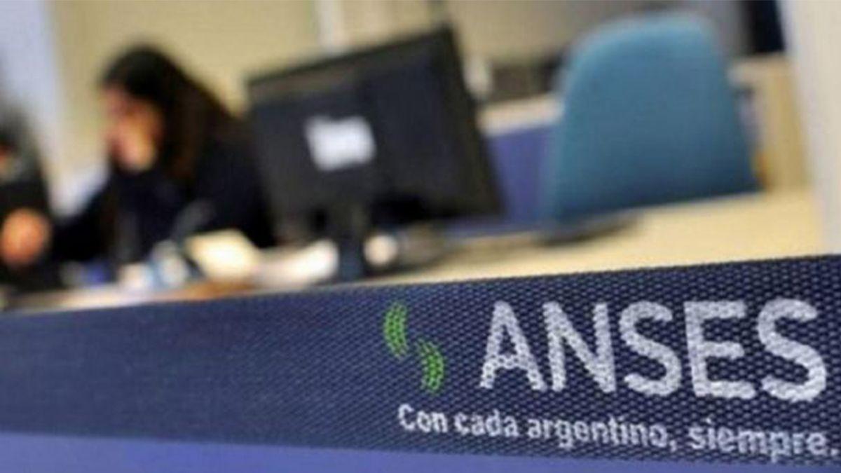 La Administración Nacional de la Seguridad Social (Anses).