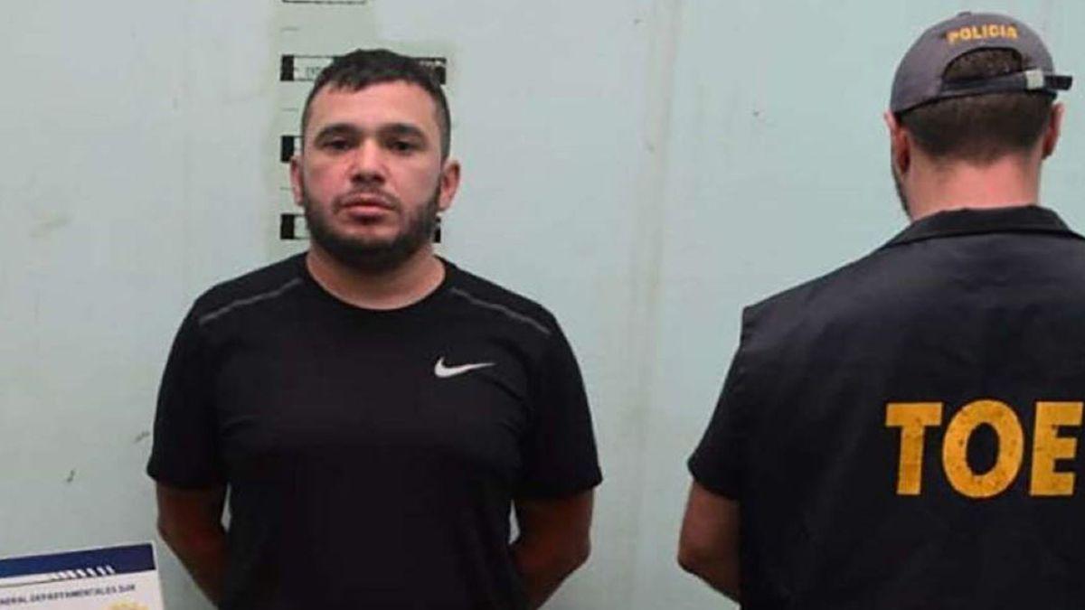 Al abogado rosarino Claudio Tavella lo acusaron de integrar una asociación ilícita junto a su cliente Esteban Alvarado (foto)