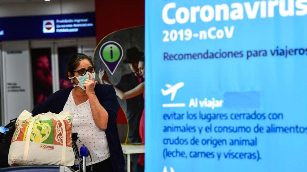 Son 745 los casos de coronavirus en Argentina y 19 los muertos