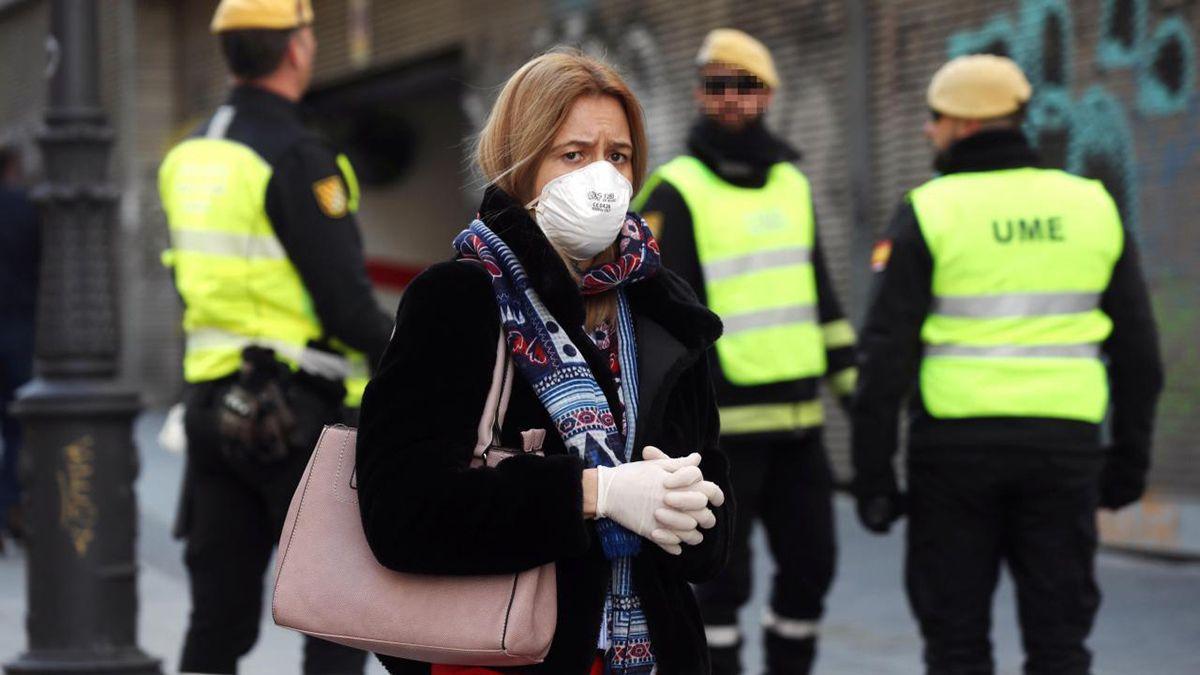 Coronavirus: España supera los 1.000 muertos y está desbordada