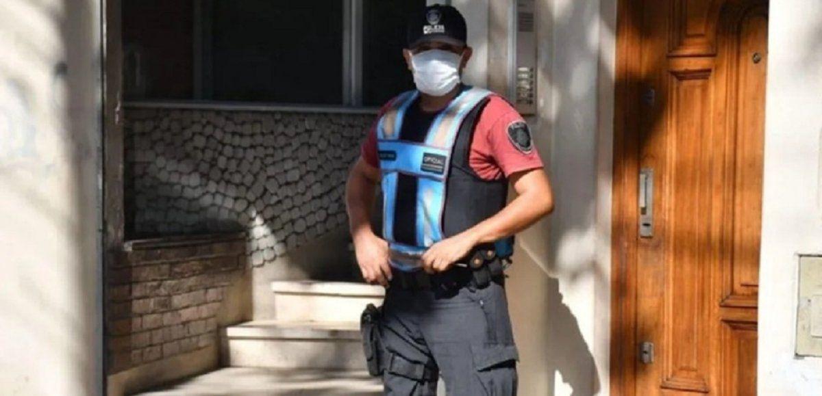Barrio Candioti: la comisaría en cuarentena por un preso que podría tener coronavirus