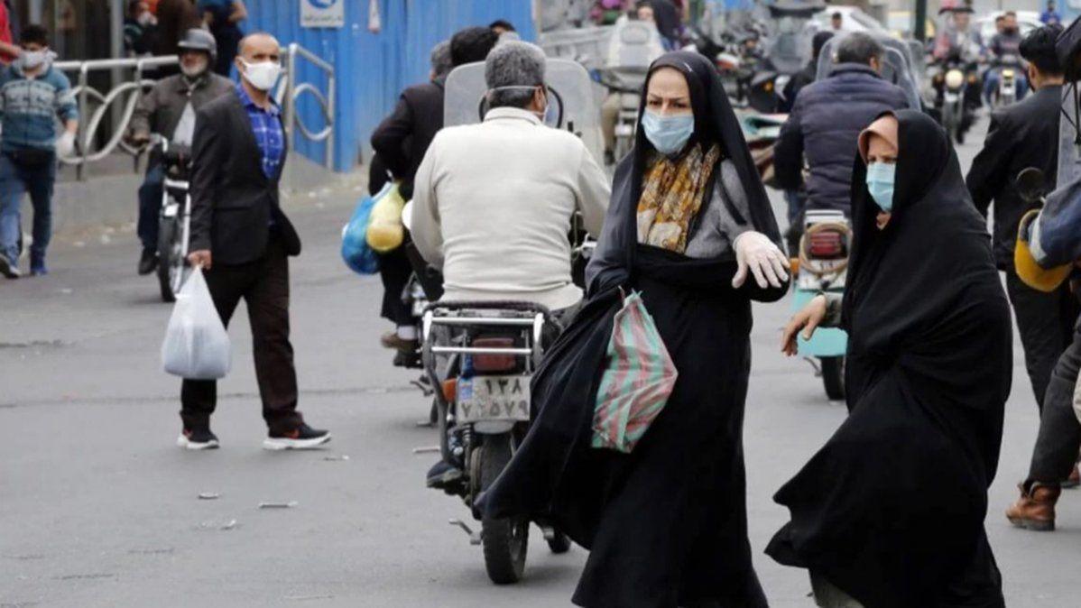 Irán esuno de los paísesmás afectado por la pandemia coronavirus.