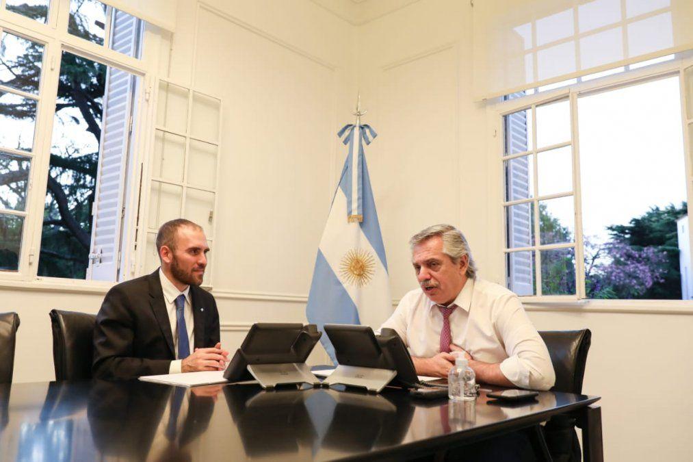 Alberto Fernández y el FMI coincidieron en que Argentina no puede pagar la deuda en moneda extranjera