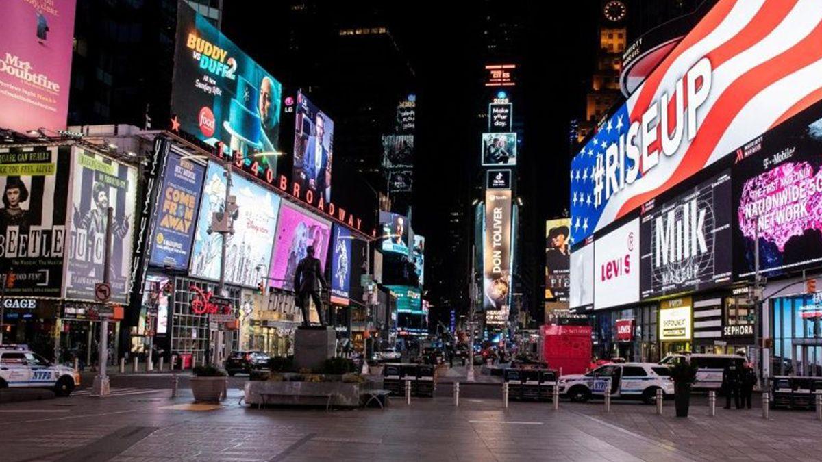 Desde el domingo Nueva York entrará en cuarentena obligatoria