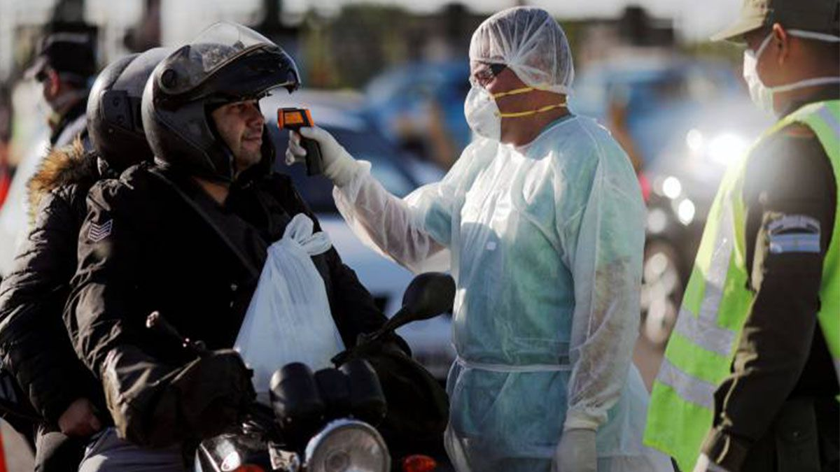 Coronavirus en Argentina: cuatro muertos, 158 infectados y 15 provincias afectadas