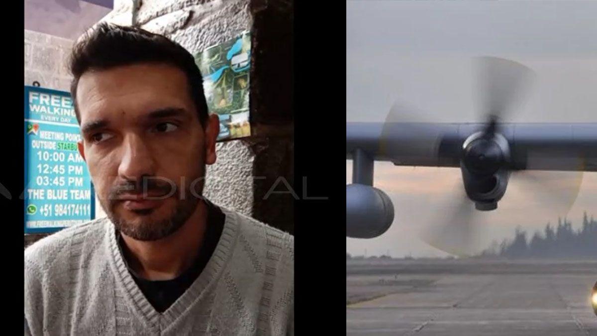 Las esperanzas de poder regresar al país se diluyen: Juan es argentino y está varado en Perú