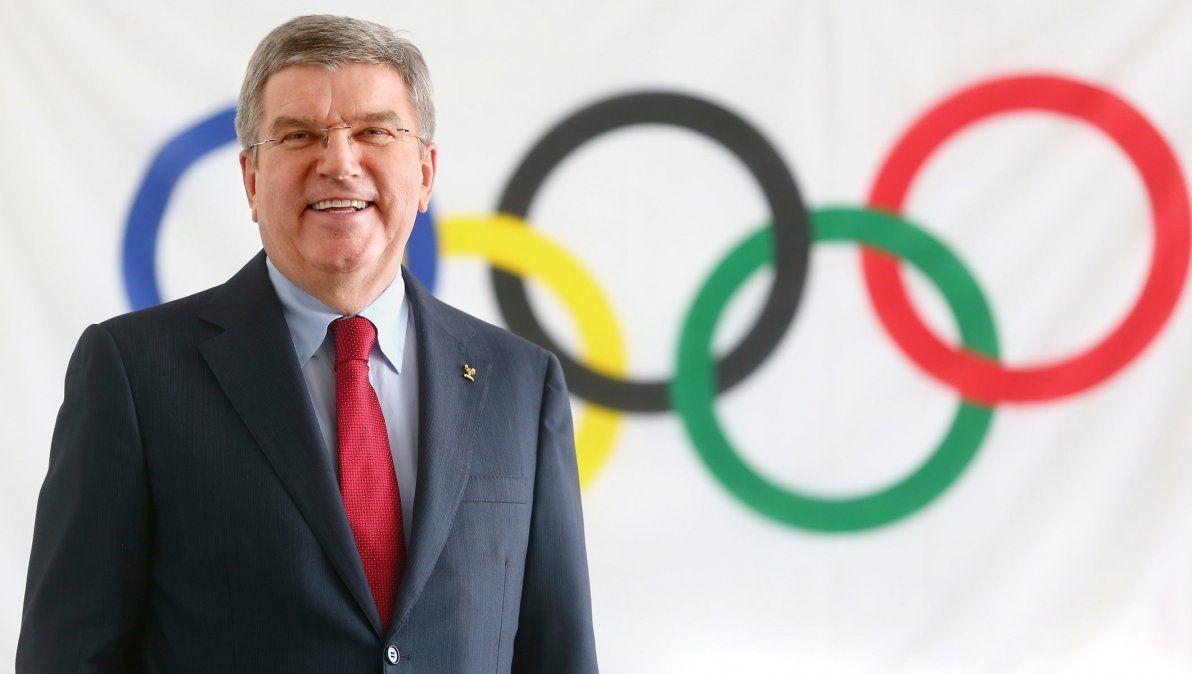 El presidente del COI duda en suspender o no los Juegos Olímpicos de Tokio