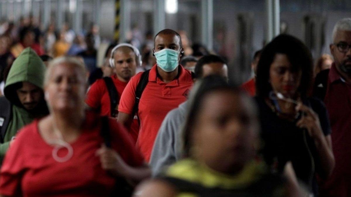 Brasil: sin sintonía entre autoridades registró 12 muertos en un día por coronavirus