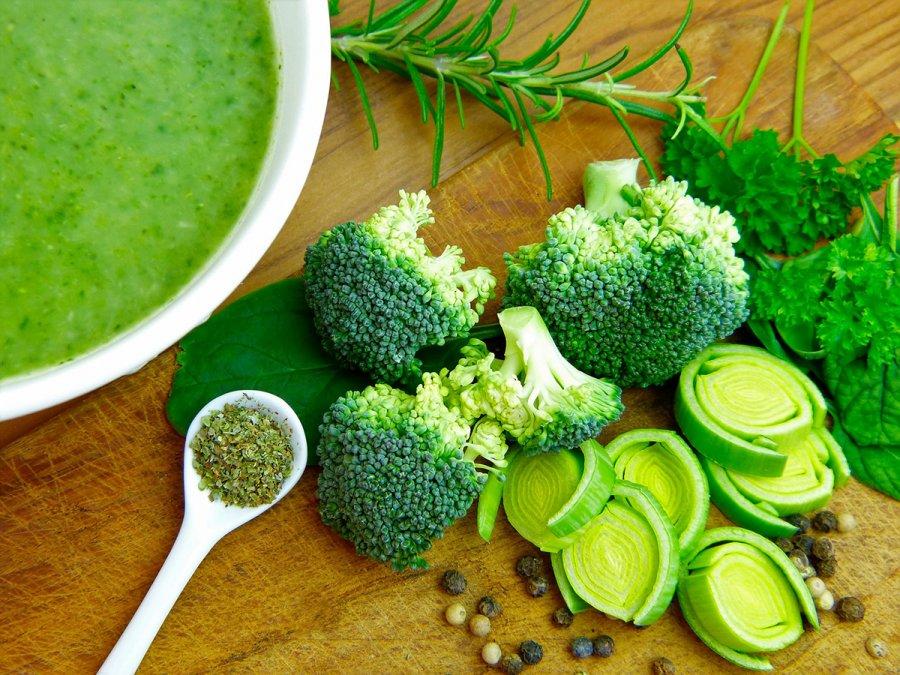 Alimentos contra la inflamación pulmonar
