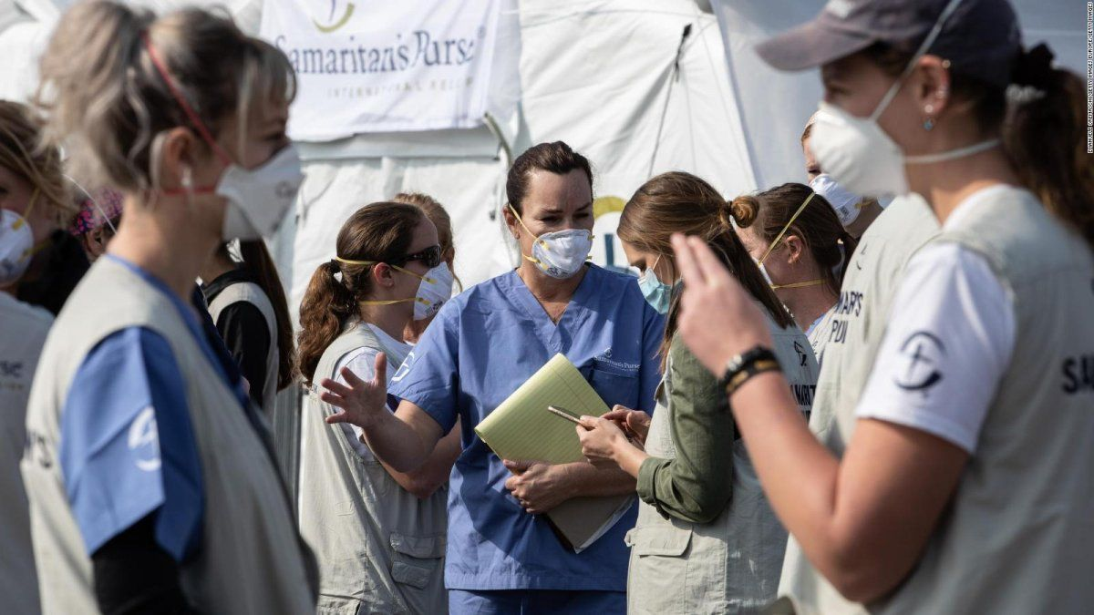 En Italia aumentan drásticamente los muertos por coronavirus.