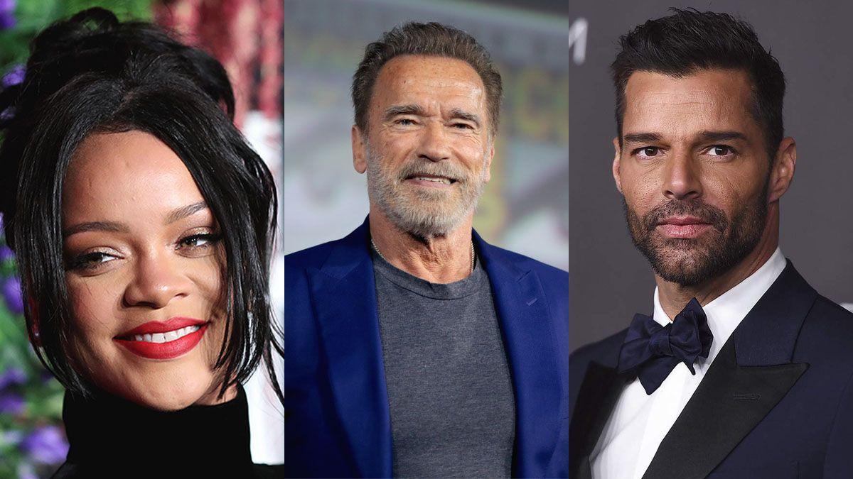 Los famosos que se unen con millonarias donaciones contra el coronavirus