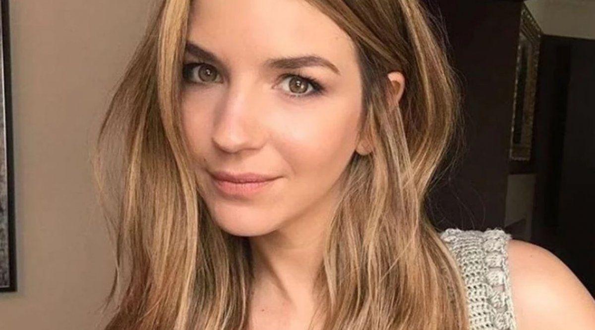 Marcela Kloosterboer mostró por primera vez la cara de su hija