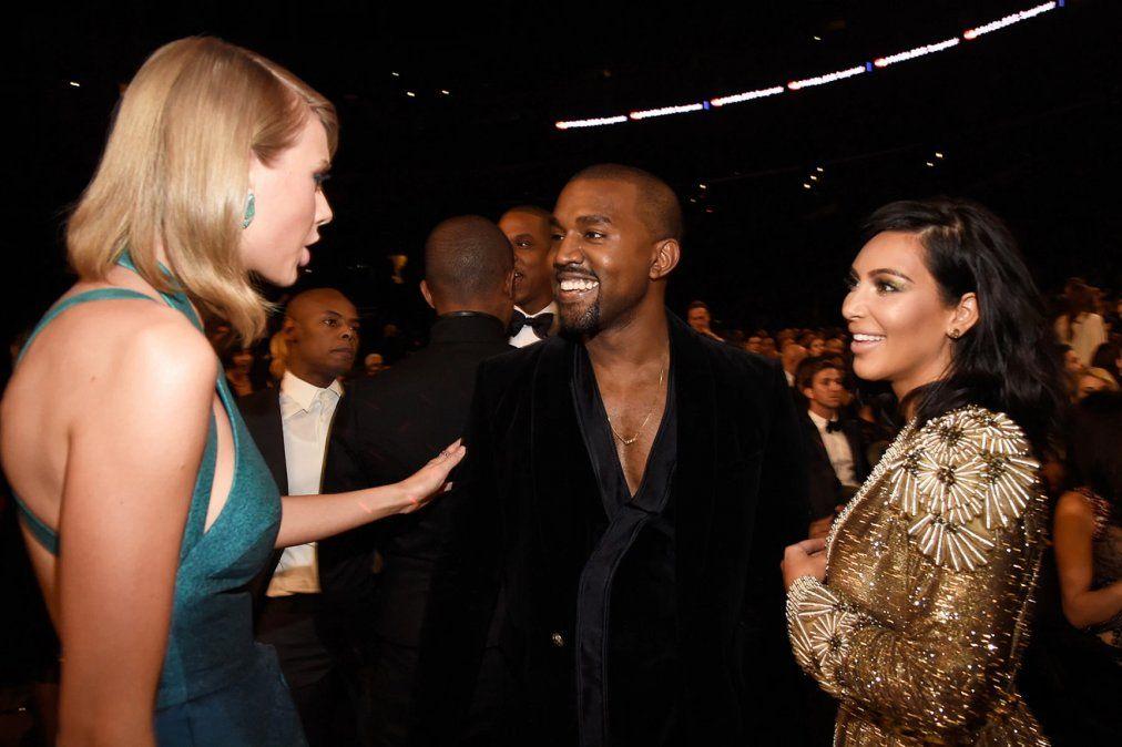 Taylor Swift decía la verdad: Kim Kardashian ataca a la cantante tras filtrarse video sobre llamada con Kanye West