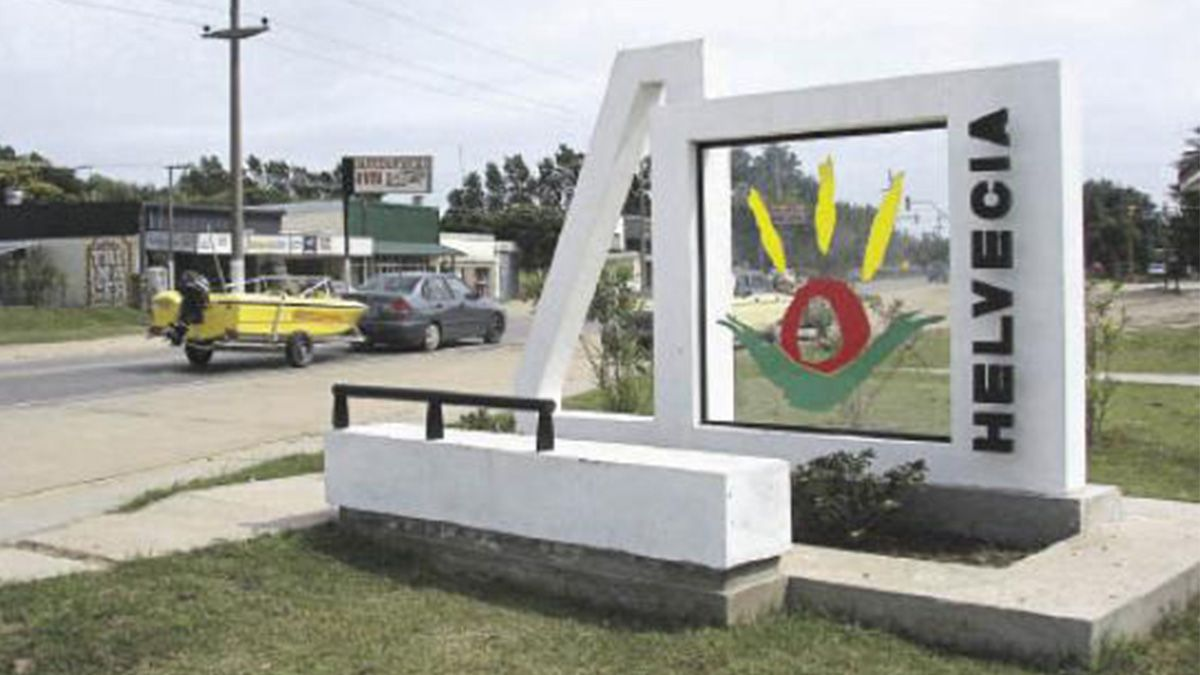 Helvecia se encuentra a 90 kilometros de Santa Fe capital.