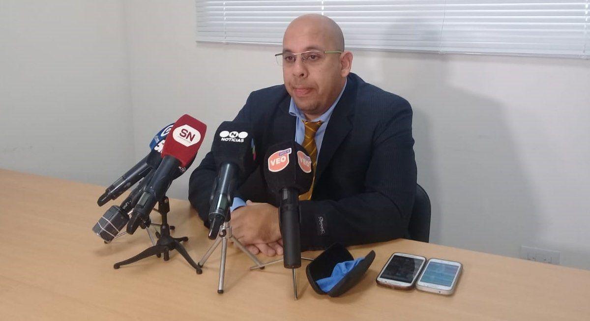 Alejandro Benitez, fiscal del departamento Las Colonias