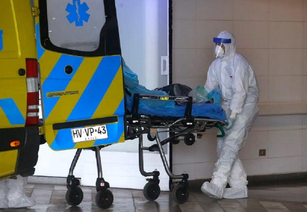 Coronavirus: murió una mujer en Chaco y ya son ocho las víctimas fatales en la Argentina