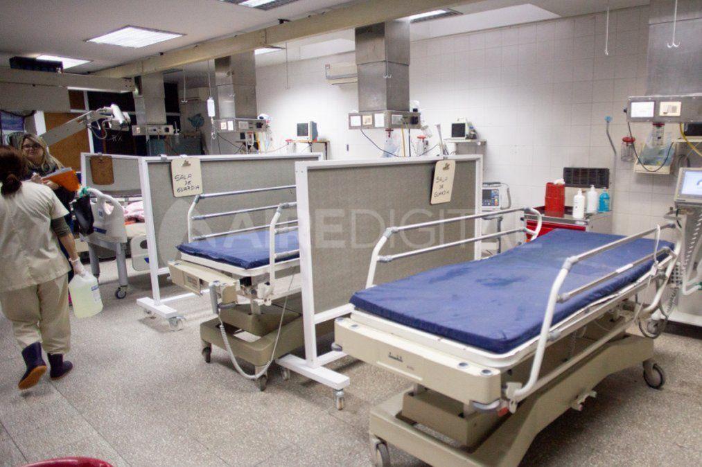 La idea del gobierno es centralizar a todos los internados por coronavirus en hospitales públicos. Y sólo utilizar el sector privado si la capacidad se ve colapsada.