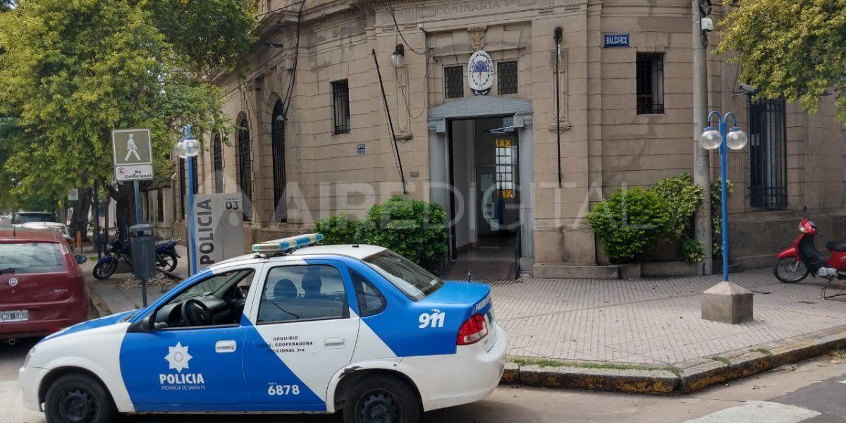 Durante dos días la comisaría 3° de Santa Fe estuvo en cuarentena por un caso sospechoso de coronavirus.