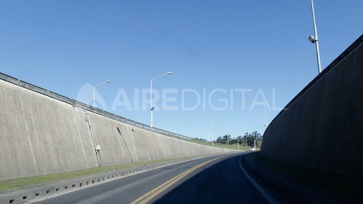 El Túnel Subfluvial deja de cobrar peaje desde este miércoles