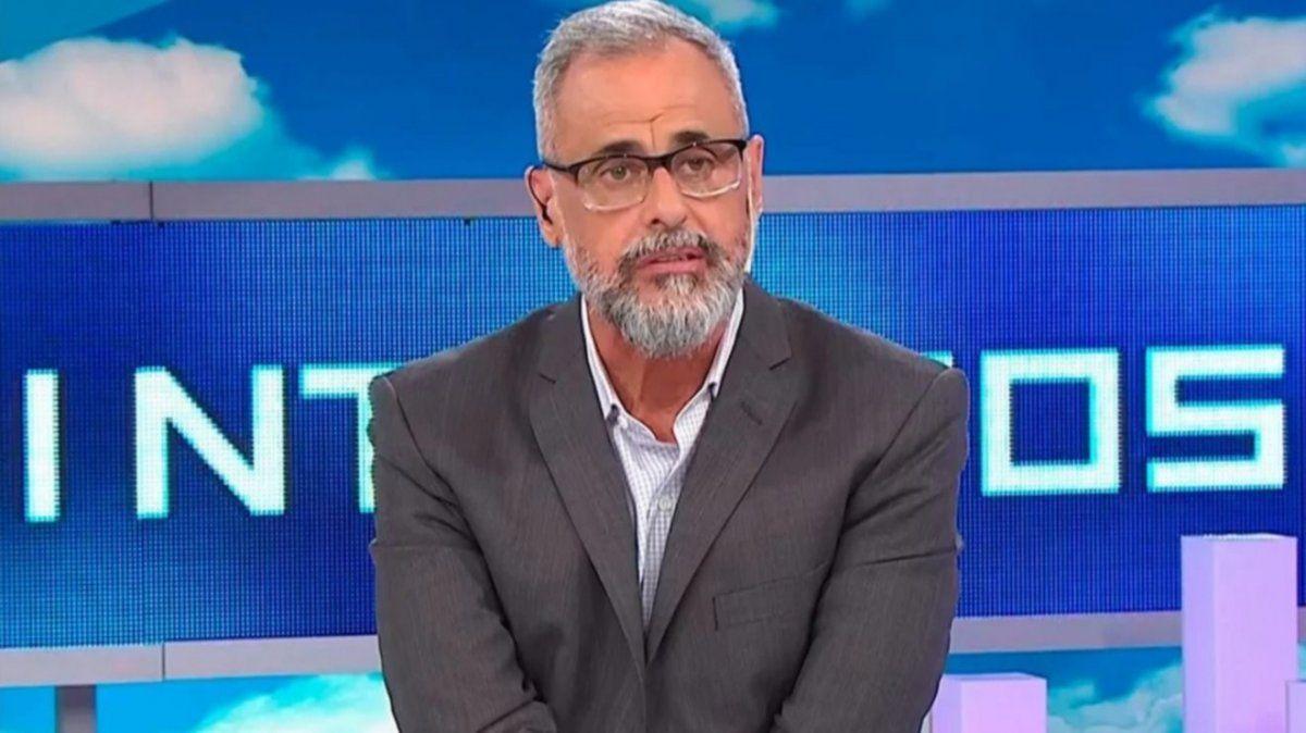 Jorge Rial deja Intrusos y queda en cuarentena
