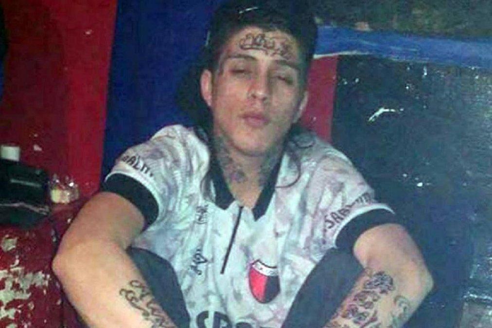 Alen Montenegro- recluso asesinado en el penal de Coronda
