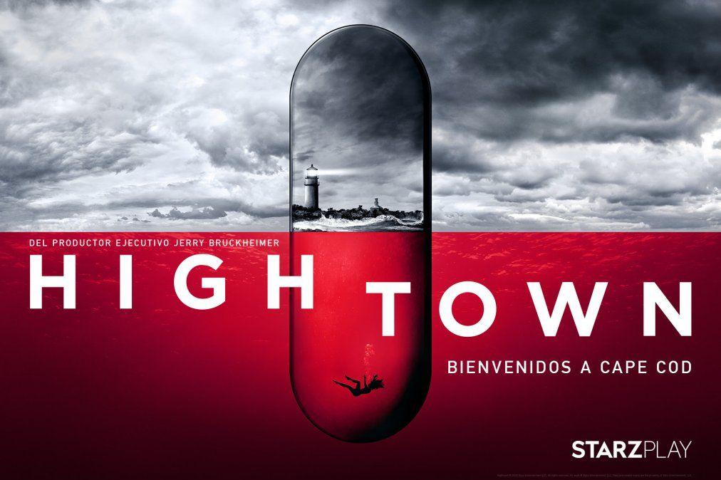 Hightown: nuevo avance y fecha de estreno en Starzplay