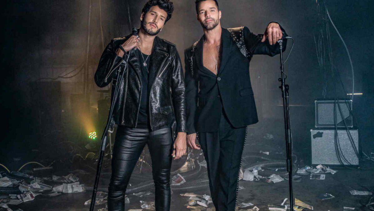 Ricky Martin y Sebastián Yatra juntos en una nueva canción