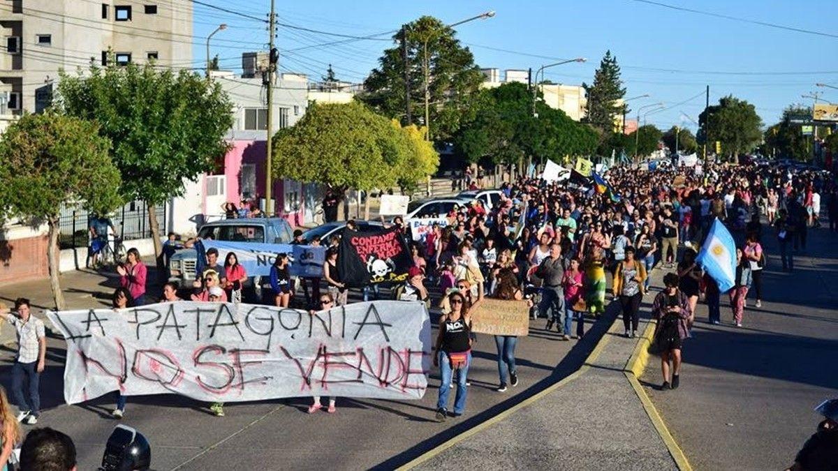 Minería: organizaciones ambientalistas de la Patagonia piden que actúe la Justicia internacional