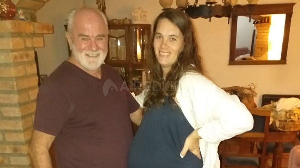 La historia de Celestina, la beba de Calchaquí que llegó al mundo en plena cuarentena