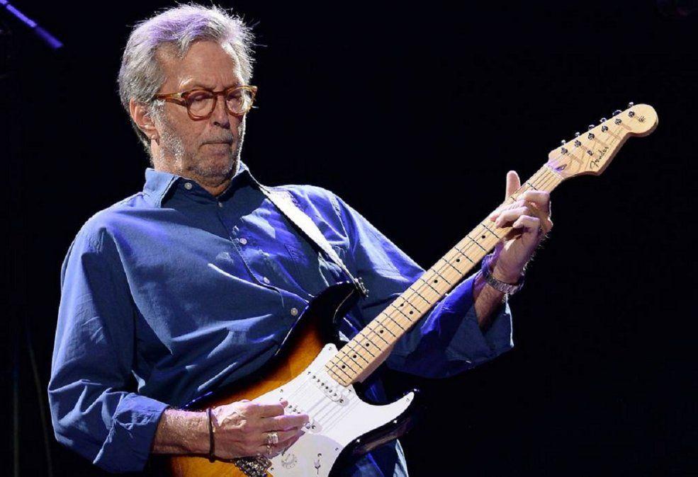 Puso sus lágrimas en el cielo por la muerte de su pequeño hijo y hoy cumple 75 años: es el gran Eric Clapton