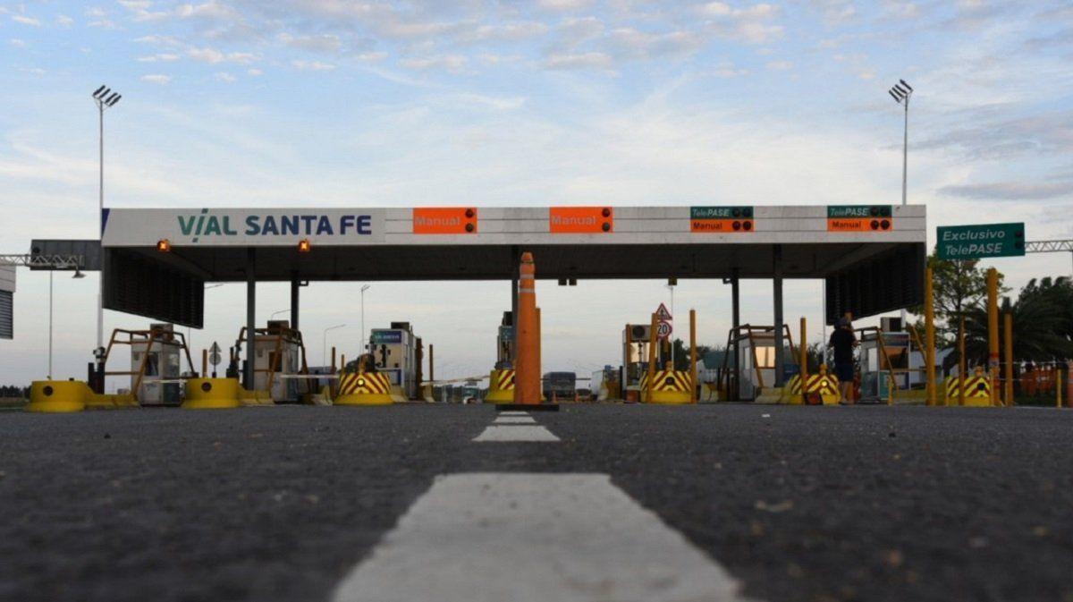 La Provincia se hizo cargo de la Autopista Santa Fe-Rosario