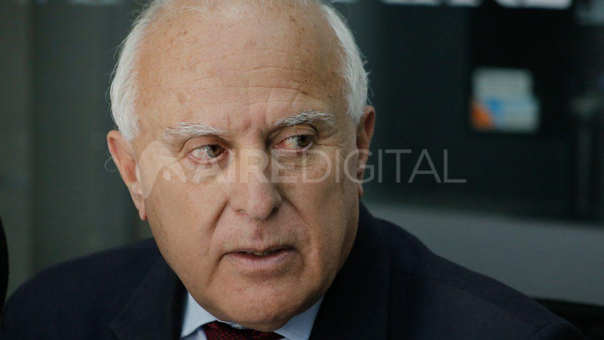 El pedido del relevamiento y control de los números provinciales fue solicitado por Omar Perotti en 2019.