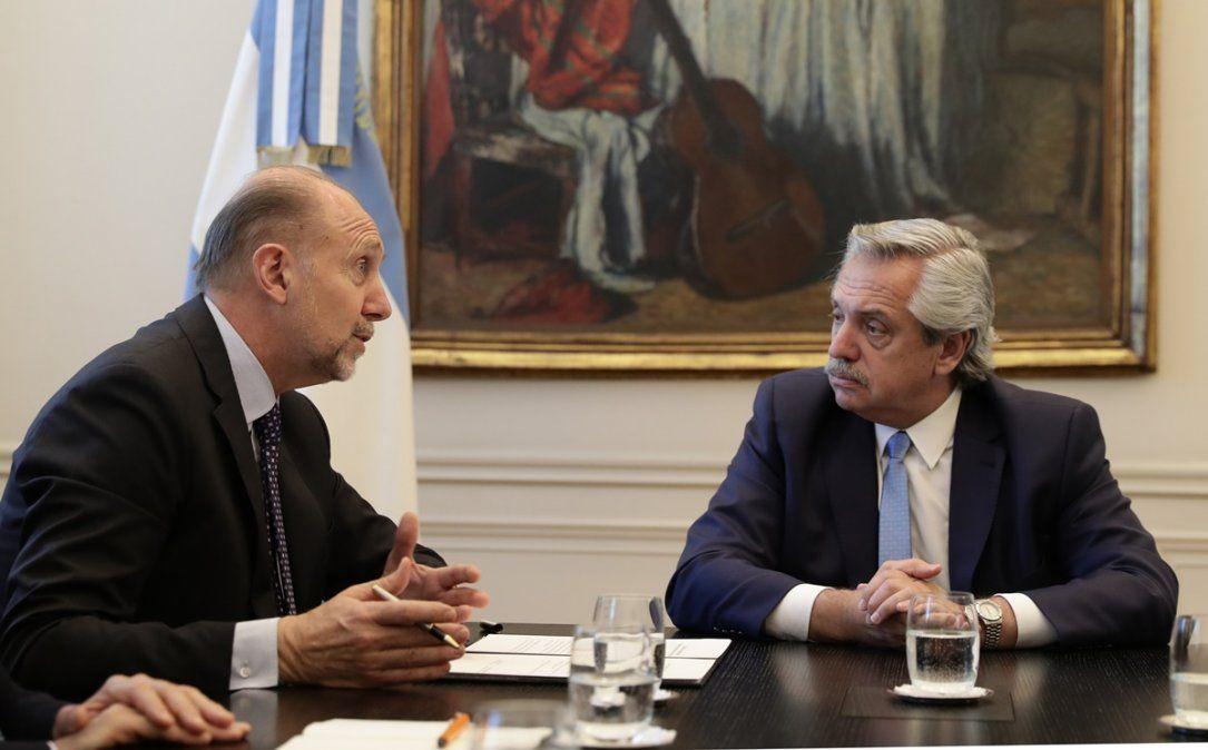 La Nación asiste a los sectores vulnerables de Santa Fe con más de 6200 millones de pesos