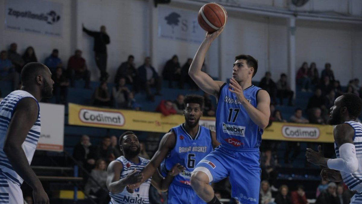 El basquetbolista Facundo Corvalán fue dado de alta tras recuperarse de coronavirus
