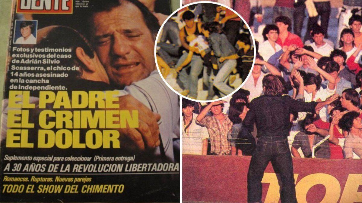 A 35 años del asesinato de Adrián Scaserra: un crimen todavía impune