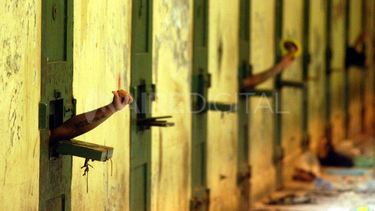 Actualmente hay más de seis mil internos alojados en distintos penales de la provincia.