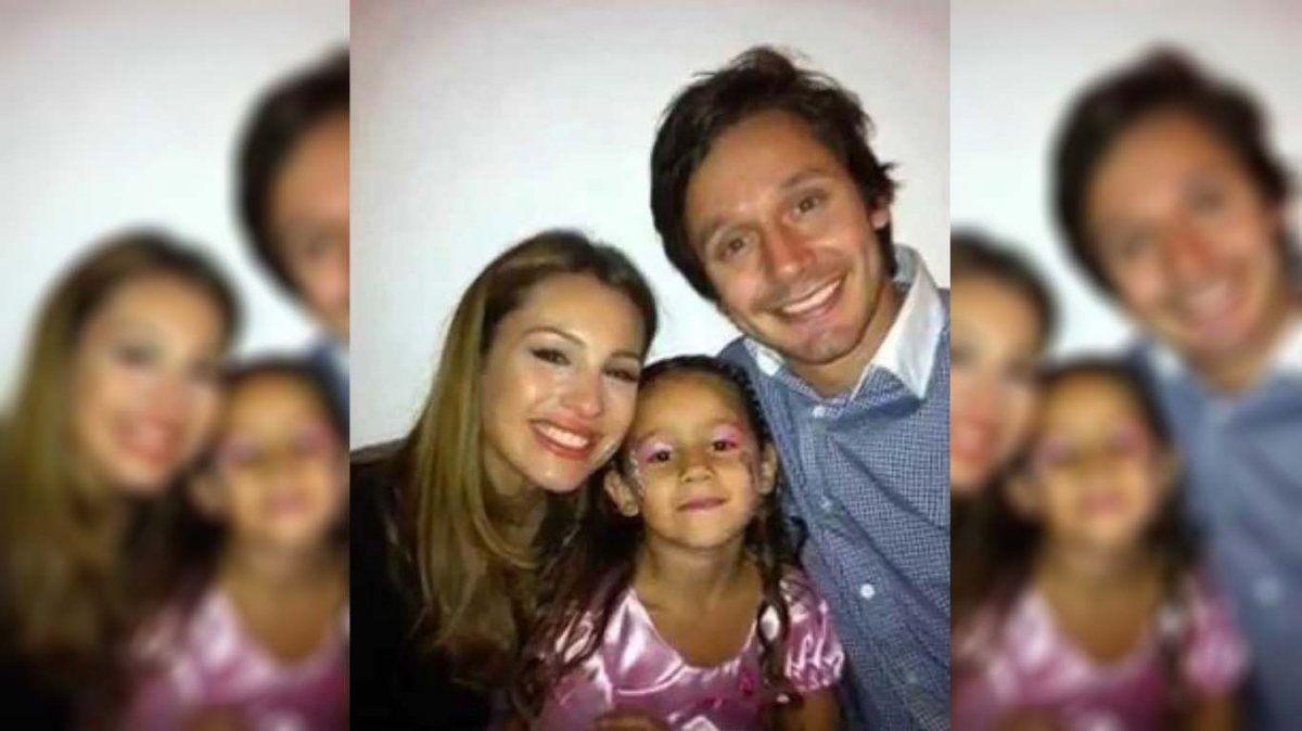 Conmoción en las redes por un video inédito de Blanca, la hija de Pampita y Vicuña