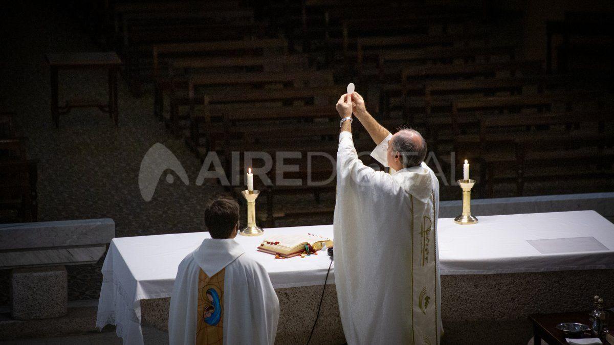 Misa en la Basílica de Guadalupe por celebración de Pascuas