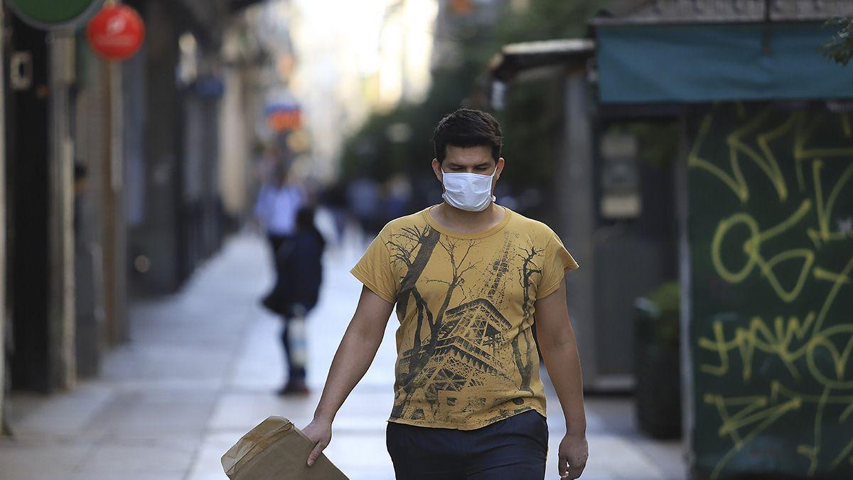 Rosario tiene transmisión comunitaria de coronavirus y Santa Fe ya no está entre las zonas de contagio local