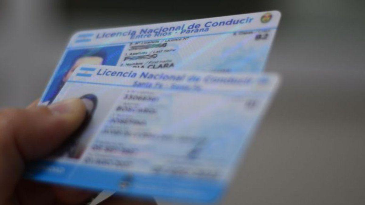 El municipio prorrogó por 90 días los vencimientos de las licencias de conducir.