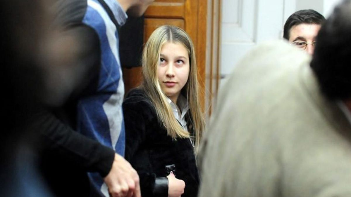 Nahir Galarza fue condenada a prisión perpetua por cometer el homicidio de su novio FernandoPastorizzo.