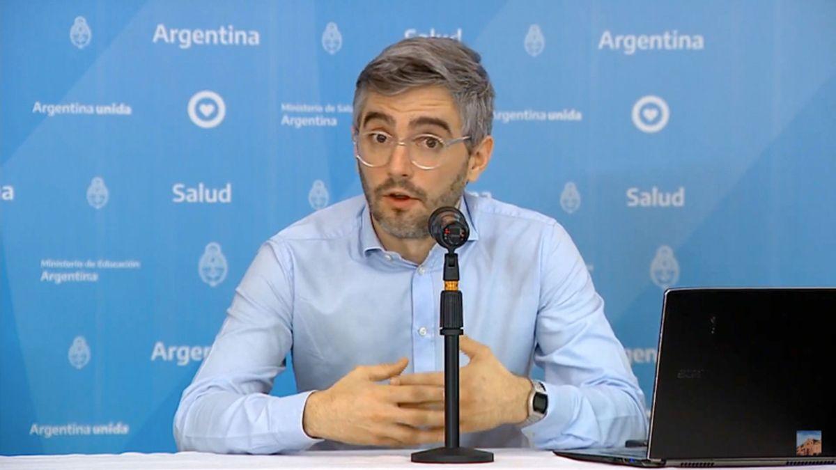 Ministerio de Salud argentino recomienda